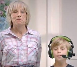 ITV Player ad