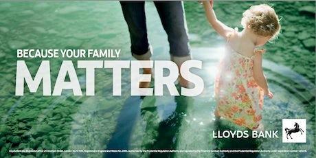 Lloyds Bank ad