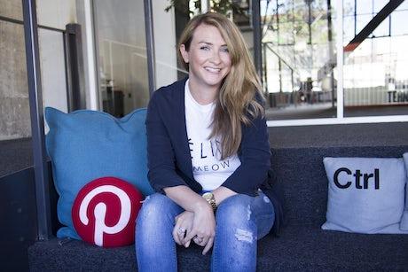 Sarah Bush Pinterest