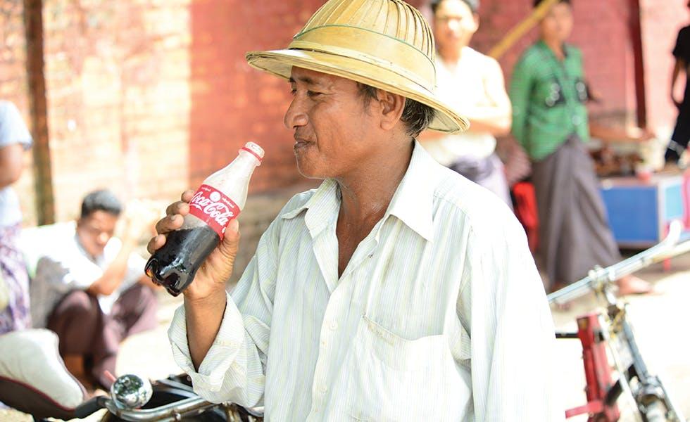 Coca-Cola brand survival
