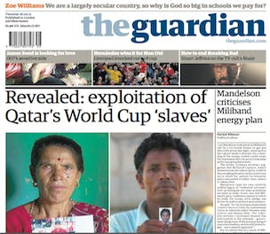 Guardian newspaper