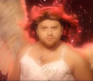 Pot Noodle transgender WAG ad