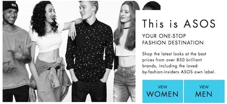 b74ccd8f40 CEO   Asos is ending the dominance of high street brands ...
