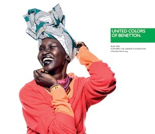 Benetton aims for clearer differentiation between brands in restructure