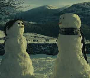 John Lewis 2012 Christmas ad