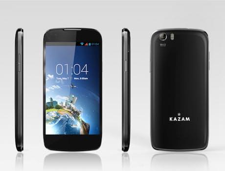 Kazam Thunder Q4.5