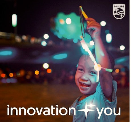 Philips introduces 'innovation and you' strap in marketing overhaul