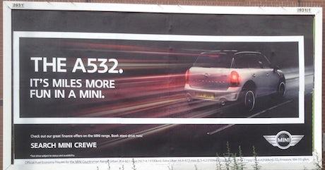 Mini BMW 460