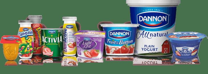 Danone brands