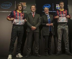 Barcelona Intel