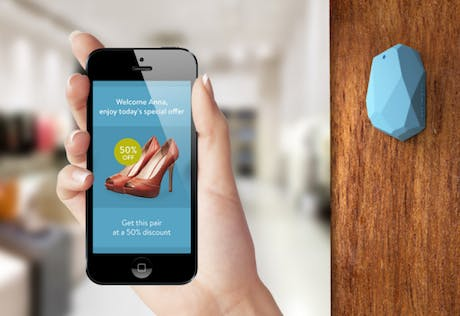 Apple iBeacons