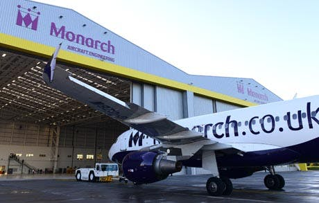 Monarch says customer service is its best weapon