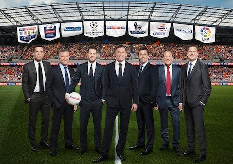 Sky Sports presenter lineup