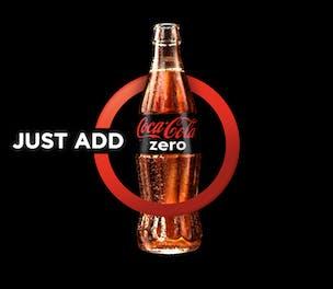 Coke Zero product