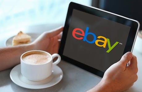 eBay new logo
