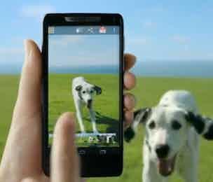 Motorola Razr ad