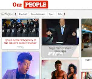 People website