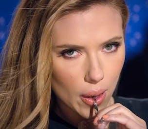 SodaStream Scarlett Johansson