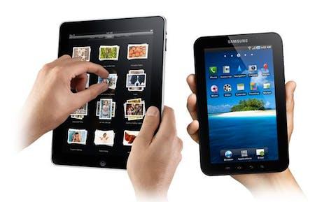 Tablet Samsung iPad