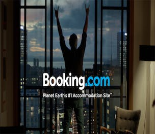 Booking.com launches first TV push to make hotel booking 'epic'