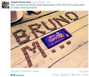 Cadbury ramps up real-time marketing activity