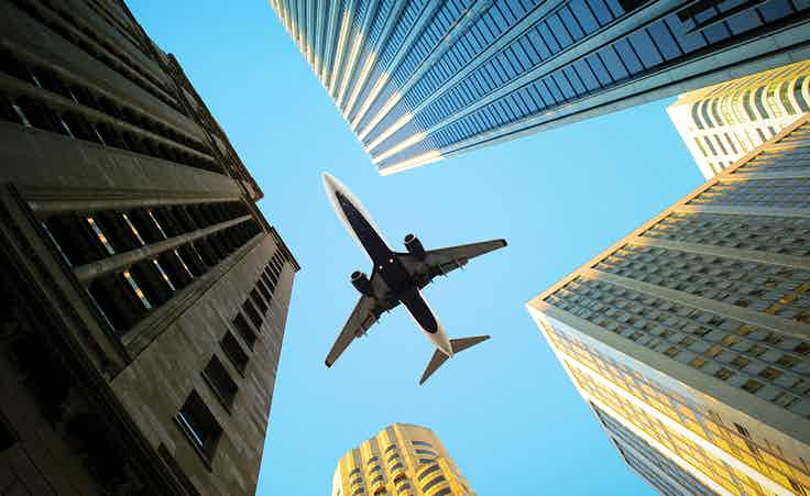 MINT countries aeroplane