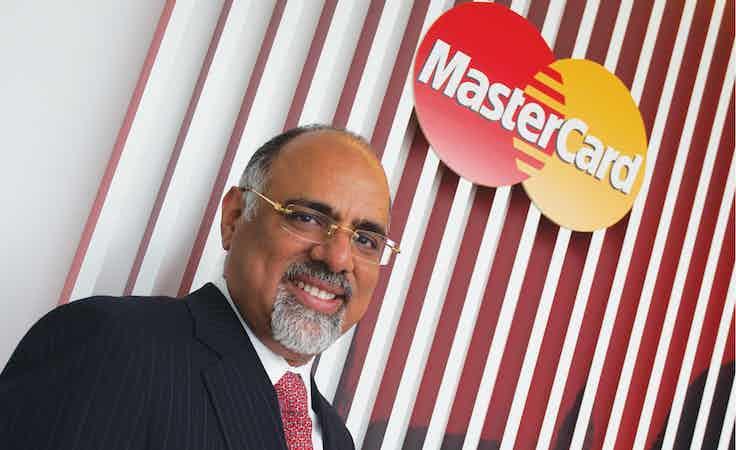 Mastercard CMO