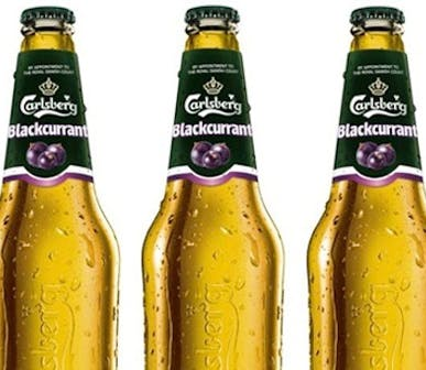 Carlsberg Preps 3m Campaign To Launch Blackcurrant Flavoured Beer Marketing Week