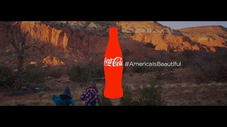 Coke Super Bowl ad