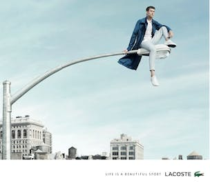 5429ddfd9 Lacoste launches first ever TV ad campaign – Marketing Week