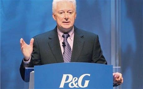 AG Lafley P&G CEO