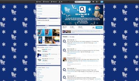 O2 Twitter