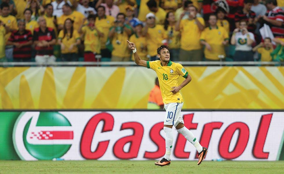 Castrol Neymar