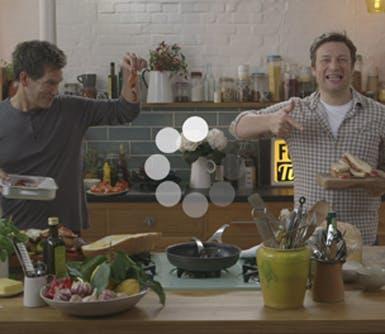 Jamie Oliver Kevin Bacon EE 385