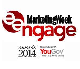 Engage awards 2014