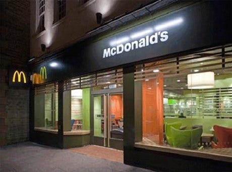 McDonald's preps pan-European tech drive to 'modernise' stores