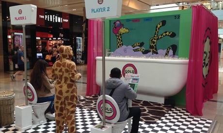 gold-giraffe-westfield-2014-460