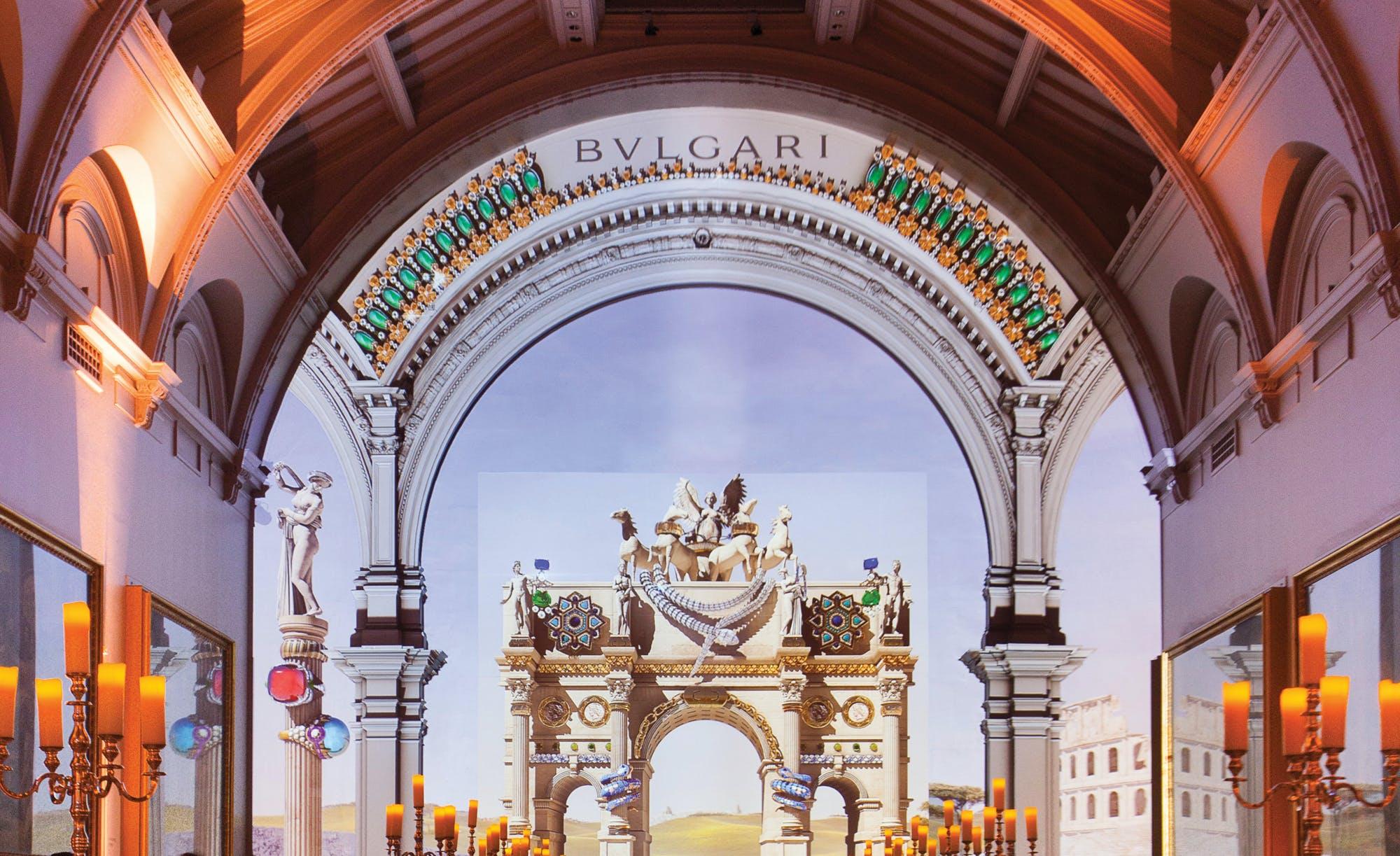 Bulgari Luxury