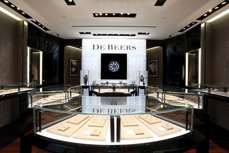 De Beers luxury