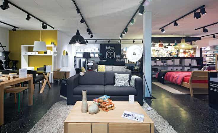 Habitat store design