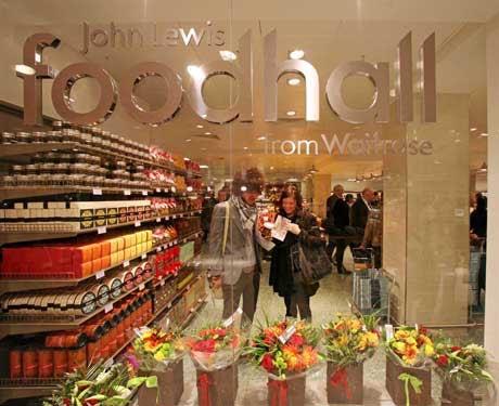 John Lewis Food hall