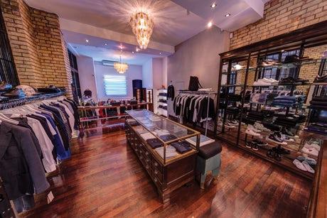 Start London store