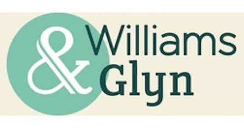 William & Glyn logo
