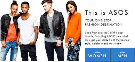 wholesale price undefeated x watch Asos marketing investment pays off as sales soar 34 ...