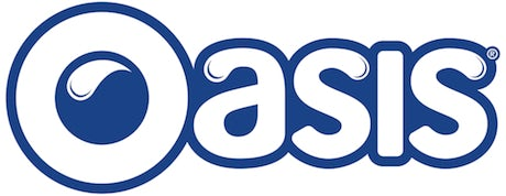 Coca-Cola's Oasis takes on Robinsons with squash drink ... Oasis Water Logo
