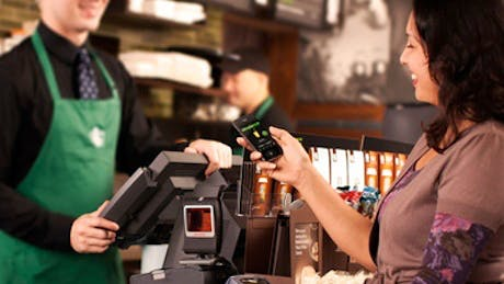 Starbucks credits loyalty programme for global sales boost