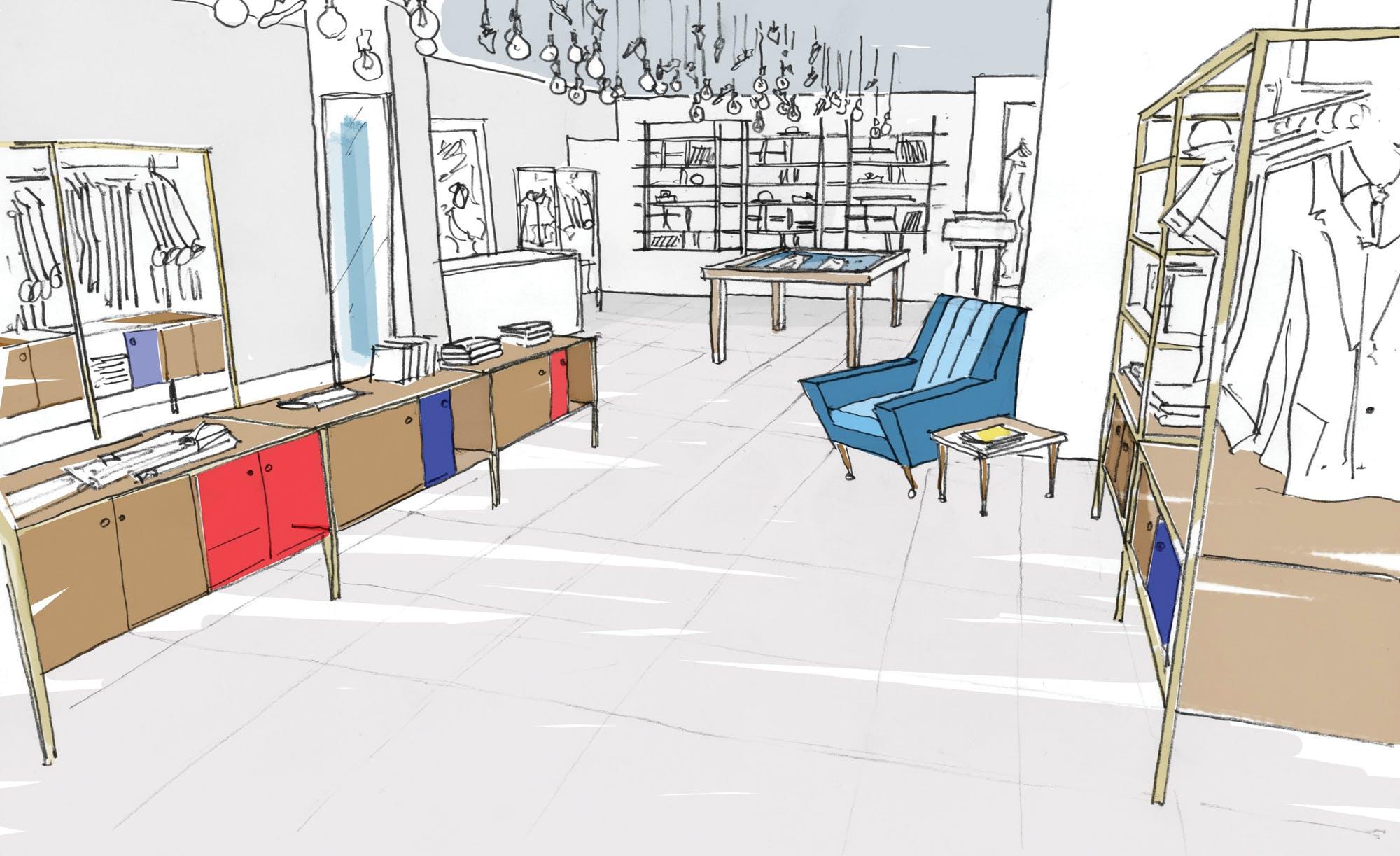 Service design is revolutionising retail