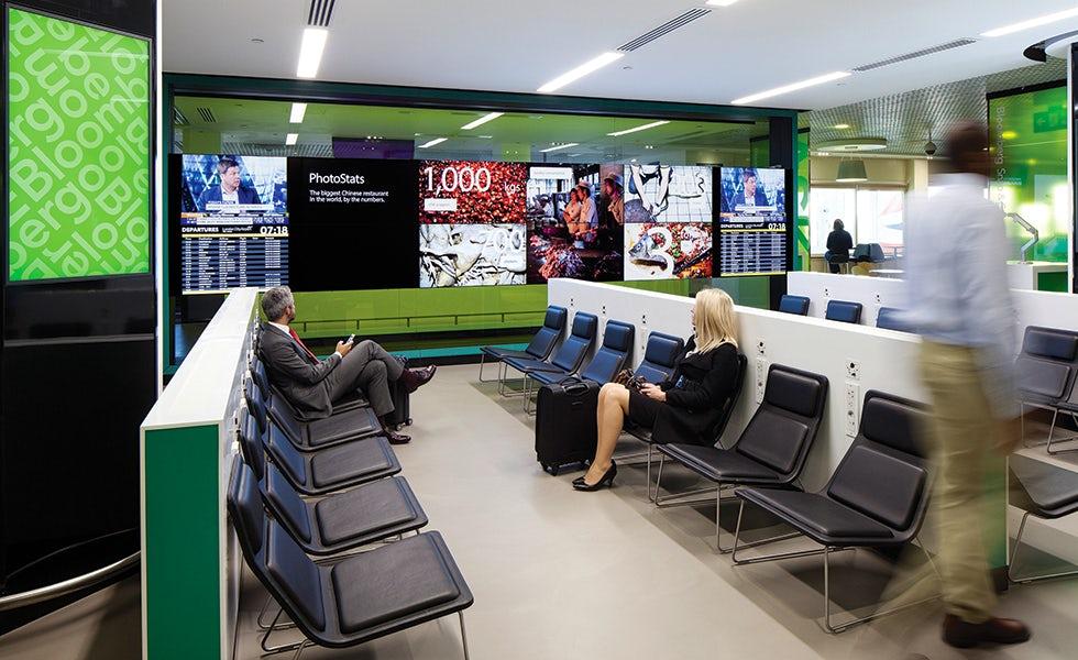 Bloomberg media hub 2