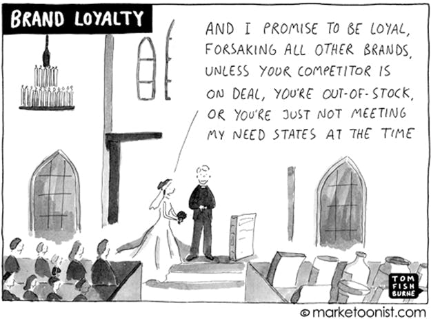Brand loyalty Marketoonist 29 5