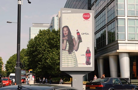 Coke real time